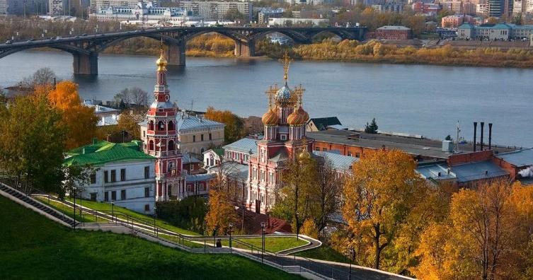 Валенки в Нижнем Новгороде